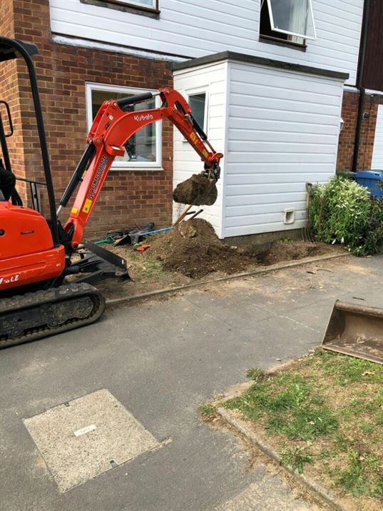 Drain Blockage Services in Bracknell